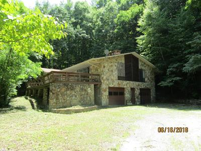 Bryson City Single Family Home Pending/Under Contract: 1994 Sheperds Creek Rd