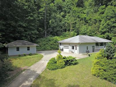 Jackson County Single Family Home For Sale: 250 Camp Creek Rd