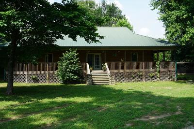 Jackson County Single Family Home For Sale: 2884 Thomas Valley Rd.