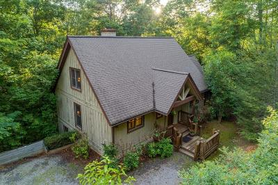 Jackson County Single Family Home For Sale: 1675 High Top Mountain Road