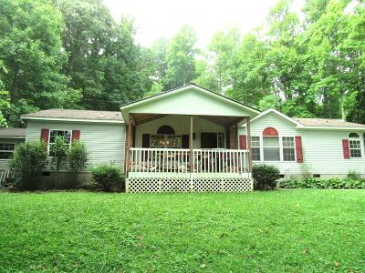 Franklin Single Family Home For Sale: 530 Horseshoe Ridge