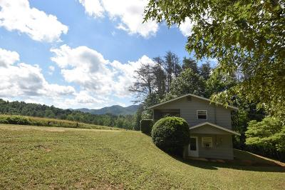 Single Family Home For Sale: 1169 Rickman Creek Rd.