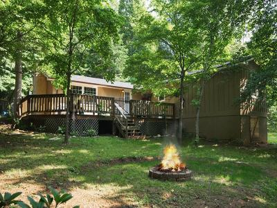 Jackson County Single Family Home For Sale: 148 Midnight