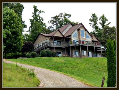 Macon County Single Family Home For Sale: 64 Saddle Up Drive