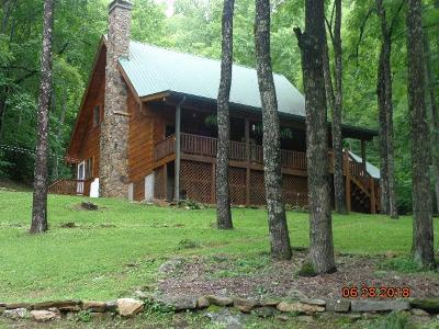 Jackson County Single Family Home For Sale: 261 Log Cabin Lane