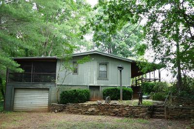 Macon County Single Family Home For Sale: 511 Rose Creek Road