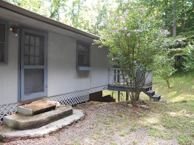Franklin Single Family Home For Sale: 382 Gorda Lane, Franklin Nc