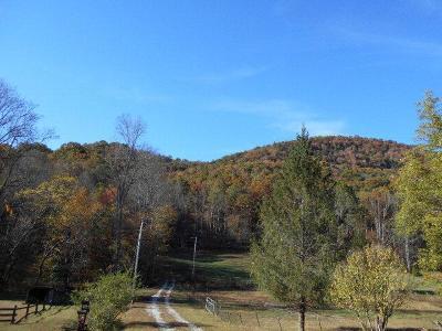 Franklin, Otto Residential Lots & Land For Sale: 382 Gorda Lane, Franklin Nc