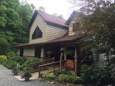 Jackson County Single Family Home For Sale: 225 Hawks Nest Ridge