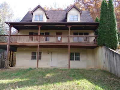 Franklin Single Family Home For Sale: 132 Three Wolf Rd