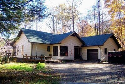 Single Family Home Sold: 611 Mincey Road