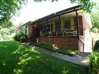 Franklin NC Single Family Home For Sale: $165,000