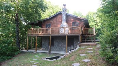 Jackson County Single Family Home For Sale: 414 Sapahaw Trail