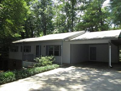 Franklin NC Single Family Home For Sale: $159,000