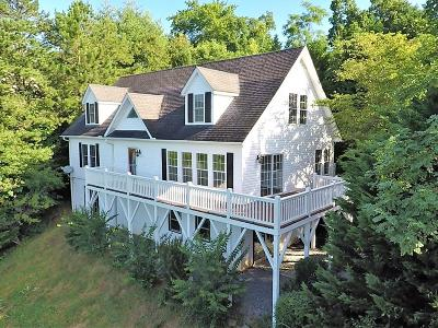 Franklin Single Family Home For Sale: 108 Little Ridge Road