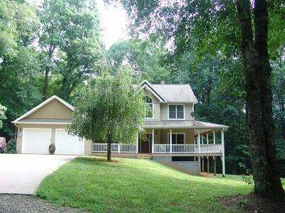Franklin Single Family Home For Sale: 368 Frazier Rd.