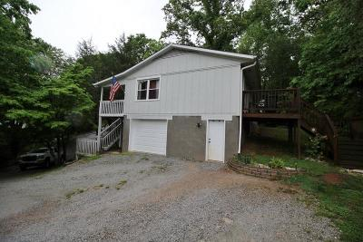 Franklin NC Single Family Home For Sale: $129,000