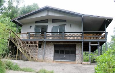 Franklin NC Single Family Home For Sale: $48,000