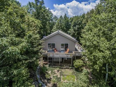 Franklin Single Family Home For Sale: 608 Tessentee Woods Road