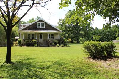 Bryson City Single Family Home For Sale: 781 West Deep Creek