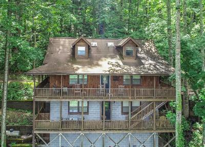 Sylva Single Family Home For Sale: 668 Greenslade