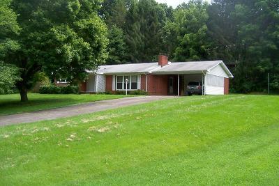 Franklin Single Family Home For Sale: 91 Hurst Circle