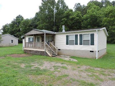 Franklin Single Family Home For Sale: 822 Mashburn White Road