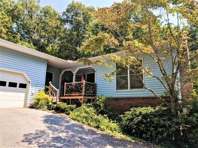 Franklin Single Family Home For Sale: 202 Chickadee Trail