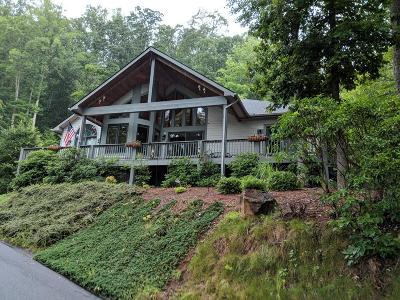 Jackson County Single Family Home Pending/Under Contract: 318 Wild Turkey Trail