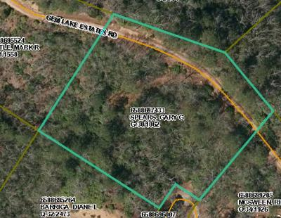 Macon County Residential Lots & Land For Sale: 000 Gem Lake Estates Rd
