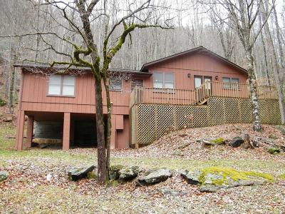 Jackson County Single Family Home For Sale: 2645 Dicks Creek Rd