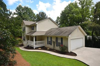 Franklin Single Family Home For Sale: 983 Country Club Drive