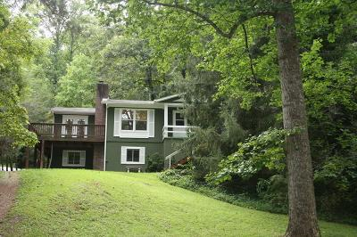 Franklin Single Family Home For Sale: 49 Trimont Mountain Rd.