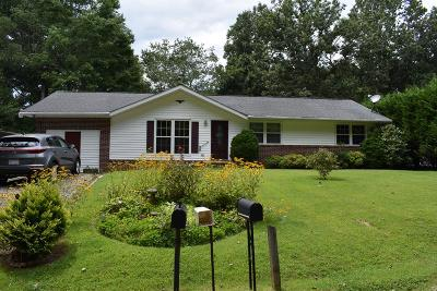 Franklin NC Single Family Home For Sale: $114,900