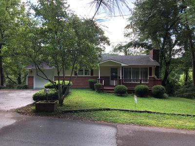 Franklin NC Single Family Home For Sale: $172,500