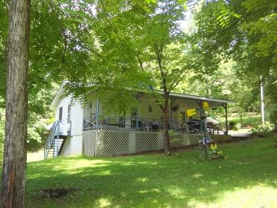 Franklin Single Family Home For Sale: 2196 Corbin Road