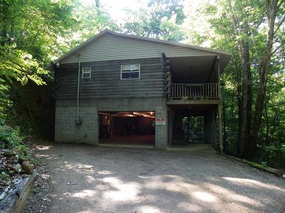 Franklin Single Family Home For Sale: 406 Tater Knob Road