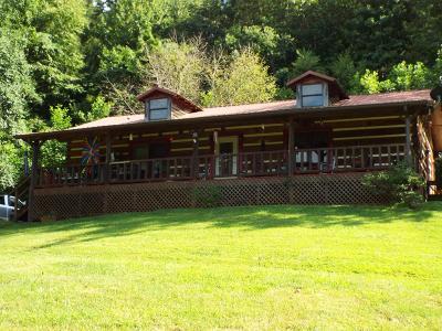 Jackson County Single Family Home For Sale: 433 Thomas Cove Road