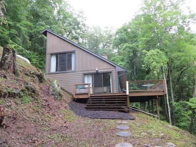 Franklin NC Single Family Home For Sale: $169,900