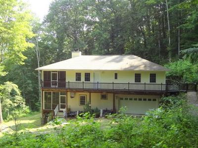 Single Family Home Sold: 239 Wayah Woods Lane
