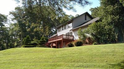 Franklin Single Family Home For Sale: 322 Parrish Lane