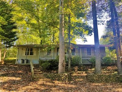Franklin NC Single Family Home For Sale: $89,900