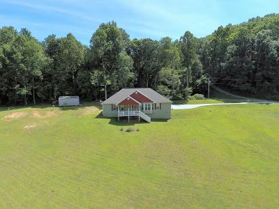 Jackson County Single Family Home For Sale: 65 Blue Mist Mountain Road
