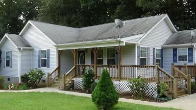 Franklin Single Family Home For Sale: 57 Bluebird Cove