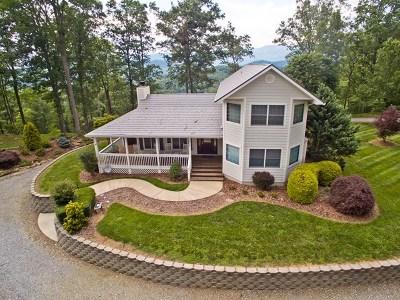 Sylva NC Single Family Home For Sale: $889,000