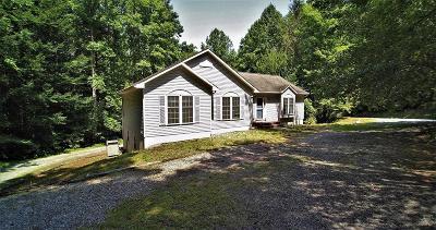 Jackson County Single Family Home For Sale: 42 Bannack Springs Rd.