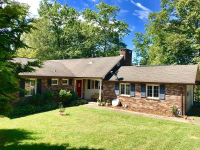 Bryson City Single Family Home Pending/Under Contract: 161 Dunbar Street