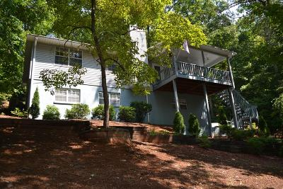 Franklin Single Family Home For Sale: 243 Wind Forest Dr