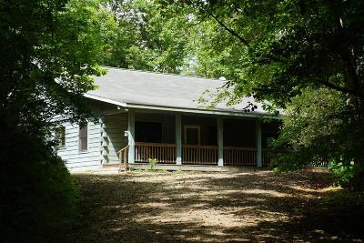 Franklin Single Family Home For Sale: 220 Shady Knoll Rd