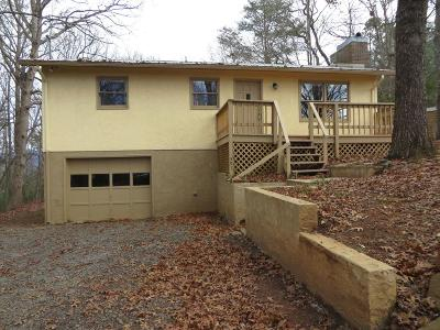 Macon County Single Family Home For Sale: 591 Town Mountain Dr
